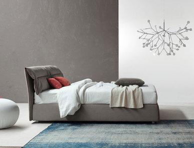 Итальянская кровать Campo фабрики Bonaldo