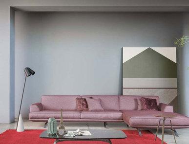 Итальянский диван Slab Plus фабрики Bonaldo