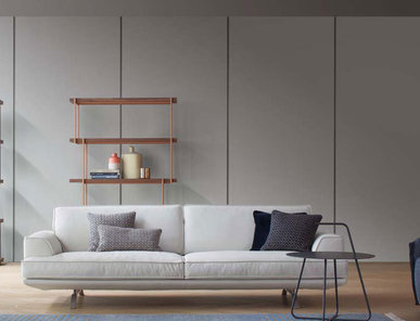 Итальянский диван Slab Plus Mauro Lipparini фабрики Bonaldo