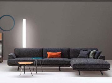 Итальянский диван Slab Plus Mauro Lipparini I фабрики Bonaldo