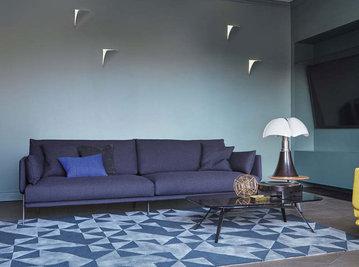 Итальянский диван Structure I фабрики Bonaldo