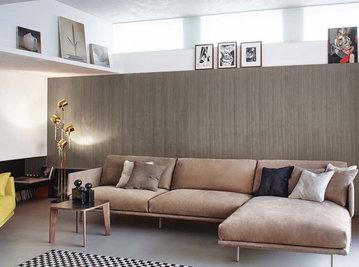 Итальянский диван Structure II фабрики Bonaldo