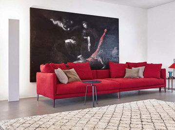 Итальянский диван Coral I фабрики Bonaldo
