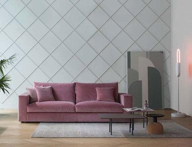 Итальянский диван Hiro фабрики Bonaldo