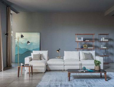 Итальянский диван Hiro I фабрики Bonaldo