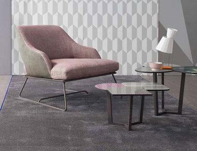 Итальянское кресло Blazer фабрики Bonaldo