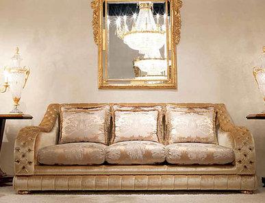 Итальянская мягкая мебель FANTASIA CAPITONNE фабрики ZANABONI