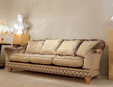 Итальянская мягкая мебель SHANGHAY фабрики ZANABONI