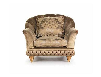 Итальянское кресло SHANGHAY фабрики ZANABONI