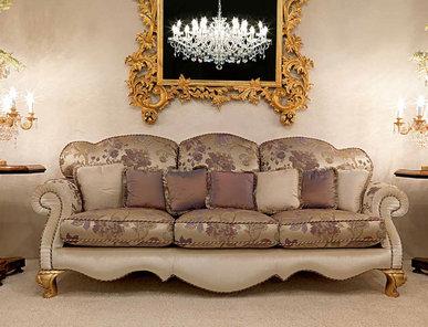 Итальянская мягкая мебель SIGNORIA фабрики ZANABONI