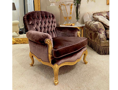 Итальянское кресло P158/C фабрики ZANABONI