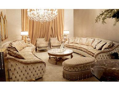 Итальянская мягкая мебель ESEDRA фабрики ZANABONI