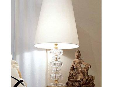 Итальянская настольная лампа L017 фабрики ZANABONI