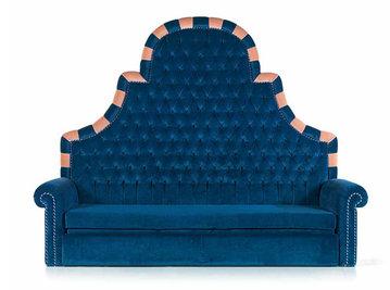 Итальянский диван-кровать NINPHA1 фабрики ZANABONI