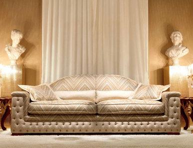 Итальянская мягкая мебель DELTA фабрики ZANABONI