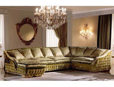 Итальянский угловой диван ESEDRA фабрики ZANABONI