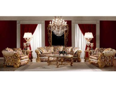 Итальянская мягкая мебель RENOIR фабрики ZANABONI