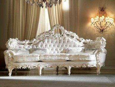 Итальянская мягкая мебель ISABELLE фабрики ZANABONI