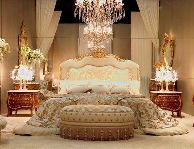 Итальянская спальня CARAVAGGIO фабрики ZANABONI