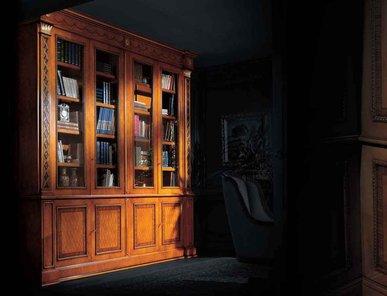 Итальянский книжный шкаф 2186 фабрики BELLOTTI ESIO