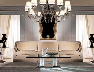 Итальянская мягкая мебель ANTIBES фабрики ZANABONI