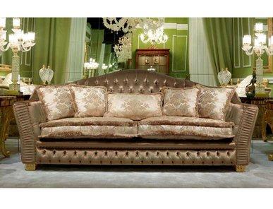 Итальянская мягкая мебель BORROMEO фабрики ZANABONI