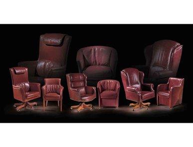Итальянское кресло 2102 фабрики BELLOTTI ESIO