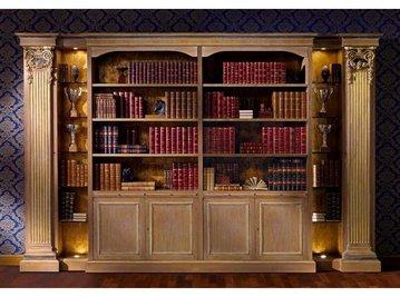 Итальянский книжный шкаф B/4560 фабрики ZANABONI