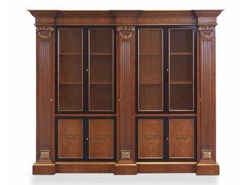 Итальянский книжный шкаф W035 фабрики ZANABONI