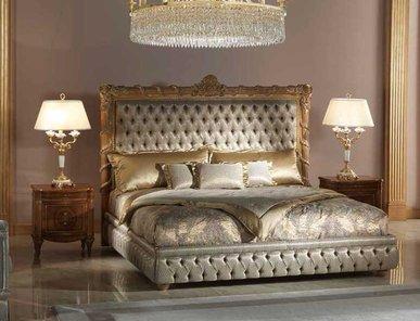 Итальянская кровать MINERVA фабрики ZANABONI