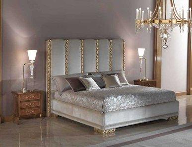Итальянская кровать APOLLO фабрики ZANABONI