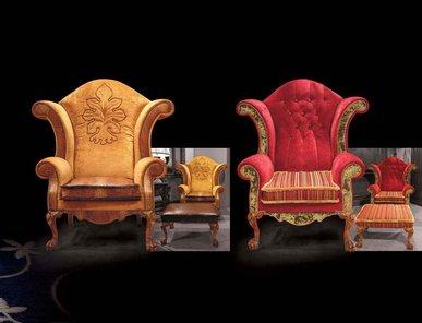 Итальянское кресло 5141/5142 фабрики BELLOTTI ESIO