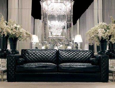 Итальянская мягкая мебель MEDITERRANEO фабрики ZANABONI