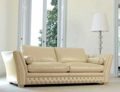 Итальянская мягкая мебель CAPRI фабрики ZANABONI