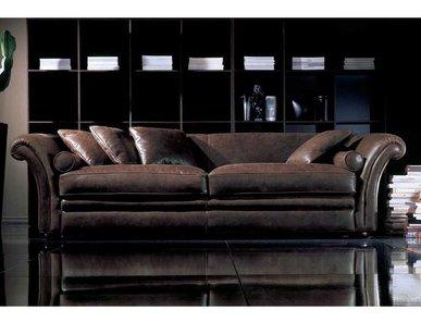 Итальянская мягкая мебель EZE фабрики ZANABONI