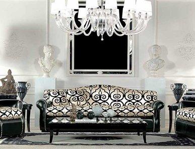 Итальянская мягкая мебель CASHMERE фабрики ZANABONI