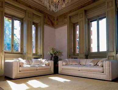 Итальянская мягкая мебель BISANZIO фабрики ZANABONI