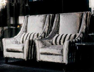 Итальянское кресло ARTÙ фабрики ZANABONI