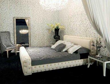 Итальянская кровать OCEANO фабрики ZANABONI