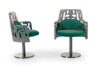 Итальянское кресло ARNALDO фабрики ZANABONI