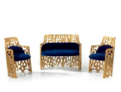 Итальянская мягкая мебель ARNALDO фабрики ZANABONI