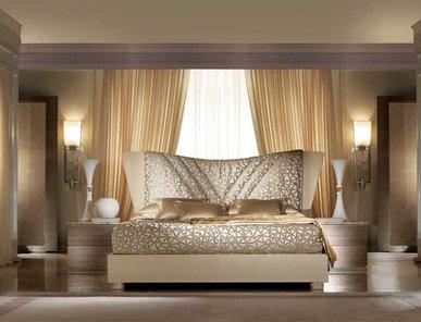 Итальянская кровать ORIONE фабрики ZANABONI