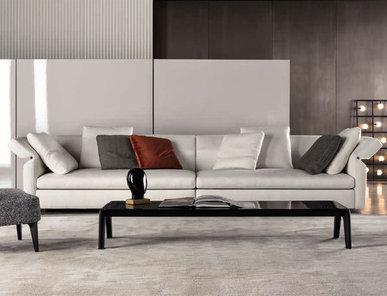 Итальянская мягкая мебель COLLAR 02 фабрики MINOTTI