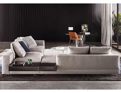 Итальянская мягкая мебель WHITE 04 фабрики MINOTTI
