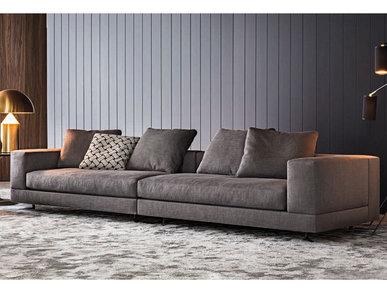 Итальянская мягкая мебель WHITE 05 фабрики MINOTTI