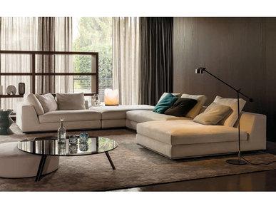Итальянская мягкая мебель HAMILTON 01 фабрики MINOTTI