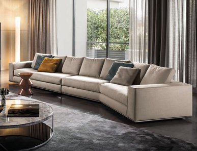 Итальянская мягкая мебель HAMILTON 04 фабрики MINOTTI