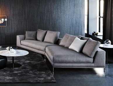 Итальянская мягкая мебель HAMILTON ISLANDS 01 фабрики MINOTTI