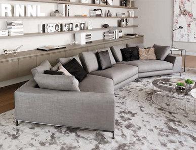 Итальянская мягкая мебель HAMILTON ISLANDS 02 фабрики MINOTTI
