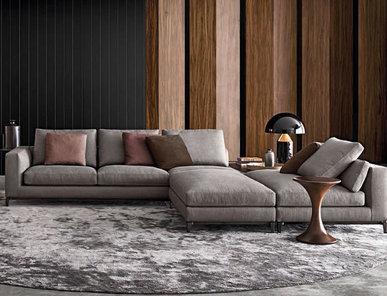 Итальянская мягкая мебель ANDERSEN 02 фабрики MINOTTI